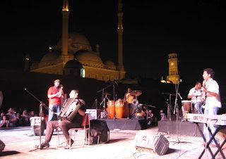 حفل فرقة الدور الأول بساقية الصاوي