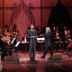 حفل الفرقة القومية العربية للموسيقى بدار الأوبرا