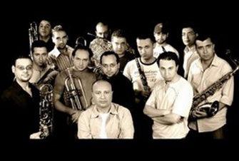 حفل فرقة بغدادي باند بدار الأوبرا المصرية