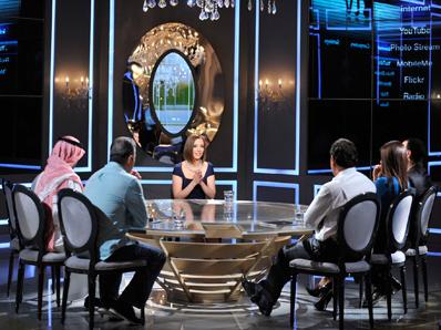 نورت: صفوة نجوم الوطن العربي على الشاشة أسبوعيًا