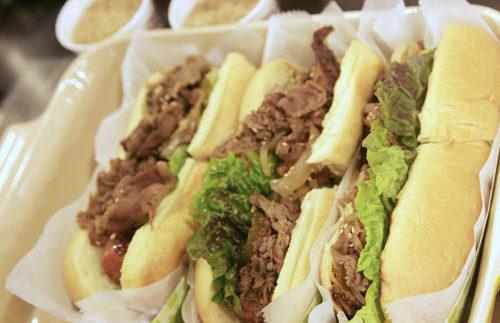 Aal Khafeef: Light & Breezy Sandwiches in Nasr City
