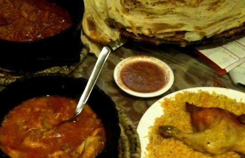 المطعم اليمنى: مذاق صنعاء بدون روح فى الدقى