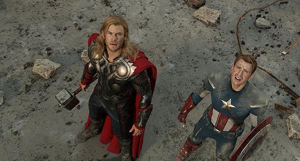 The Avengers: اجتماع الأبطال