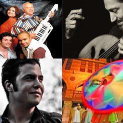 دليل أحداث نهاية الأسبوع: حفل مشروع ليلى وعرض فلاش موب ونصير شمة ونغم مصري
