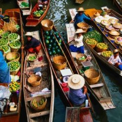 Cairo to Bangkok: Your Guide to Thailand's Capital