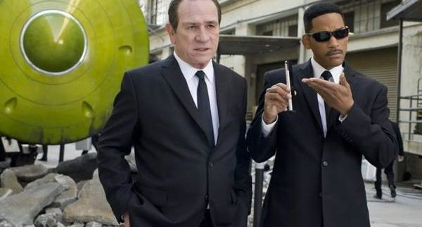 Men in Black 3: Light & Fun Sequel