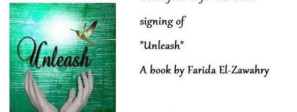 حفل توقيع كتاب Unleash في صوفي