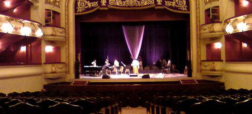حفل فرقة أوبرا إسكندرية للموسيقى والغناء العربى بمسرح سيد درويش