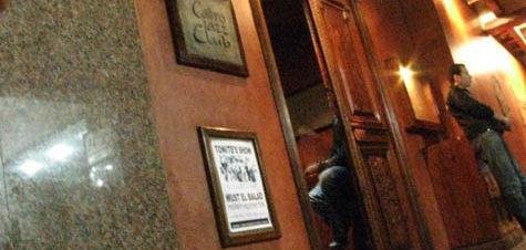 فرقة آدم ميلر في كايرو جاز كلوب