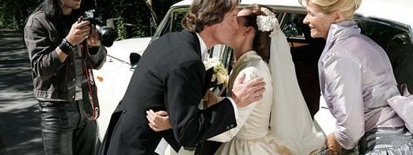عرض فيلم The Wedding Photographer  في سفارة السويد بالقاهرة