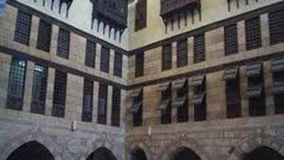 إحتفالية بمناسبة حلول شهر رجب بقبة الغوري
