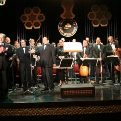 حفل لفرقة الموسيقى العربية للتراث بمعهد الموسيقى العربية