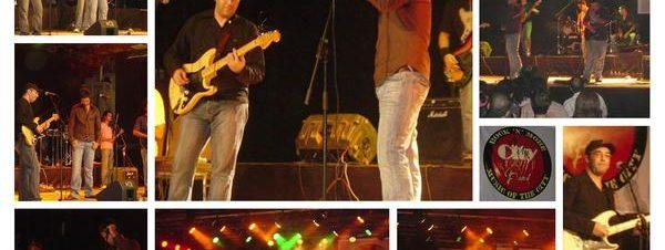 حفل فرقة سيتي باند في كايرو جاز كلوب