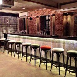 Bar D'O: A Little Taste of New York in Zamalek
