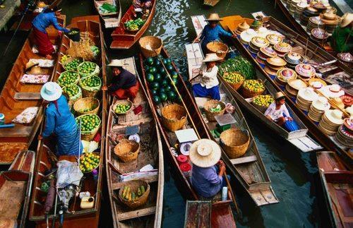 من القاهرة إلى بانكوك: دليلك لعاصمة تايلاند