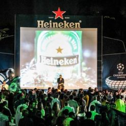 Heineken Brings UEFA Champions League Excitement to Cairo