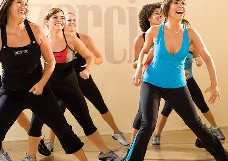 Jazzercise: Easygoing Workout in Sheikh Zayed