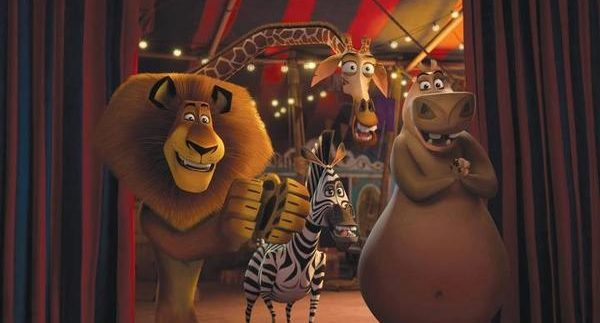 Madagascar 3: Europe's Most Wanted: