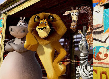 Madagascar 3: خذوا الحكمة من أفواه الحيوانات