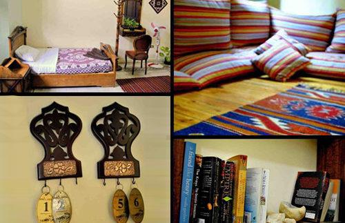 فندق دينا: الإقامة للأجانب والمصريين في هوستيل وسط البلد