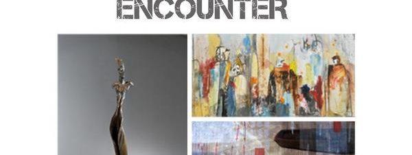 معرض Encounter أو لقاء في جاليري تاش