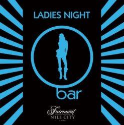 ليلية السيدات في أو بار