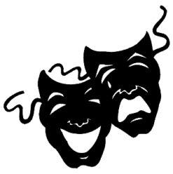 عرض مسرحية بطل شعبي بساحة الروابط للفنون