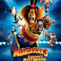 مدغشقر 3: الأوربيين المطلوبين – Madagascar 3: Europe's Most Wanted