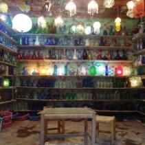 مصنع الزجاج اليدوي
