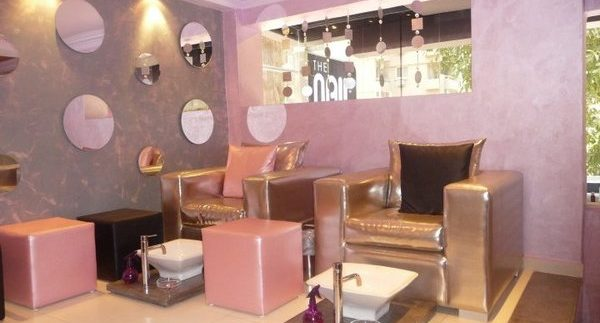 The Nail Studio: Simple, Unpretentious Beauty Services in Zamalek