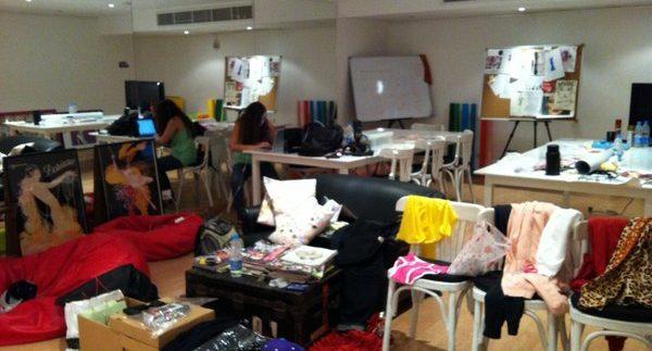 The Fashion Studio: Moulding Cairo's Fashion Future