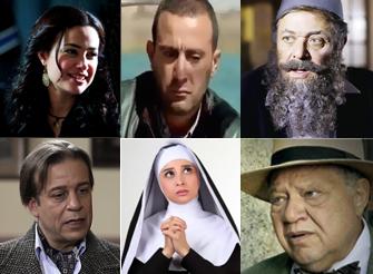 دليل كايرو 360 لمسلسلات رمضان 2012