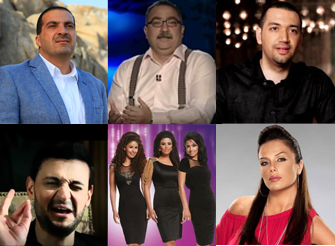 دليل كايرو 360 لبرامج التليفزيون في رمضان 2012
