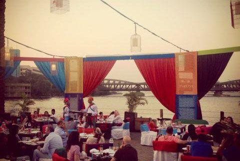 Sequoia: Nile-Side Ramadan Buffet in Zamalek