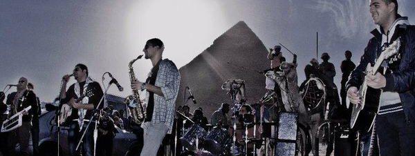 حفل فرقة ملاليم في كايرو جاز كلوب
