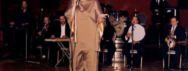 حفل أمثال رفعت في دار أوبرا القاهرة