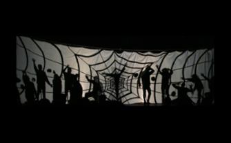 عرض مونودراما بعنوان الصوت الإنساني بساقية الصاوي