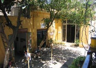 مناقشة مع فنانين بشاير 5 في تاون هاوس جاليري
