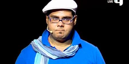 عمرو قطامش في ساقية الصاوي
