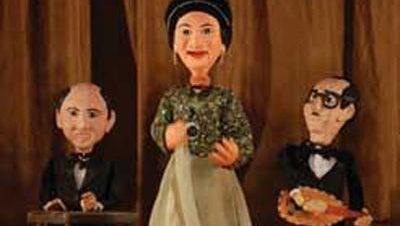 حفل أم كلثوم على مسرح العرائس في ساقية الصاوي