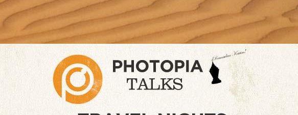 ليالي السفر: توبوجرافيك صور الصحراء وتسجيلات في فوتوبيا