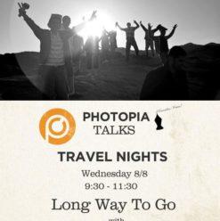 ليالي السفر: لونج واي تو جو في فوتوبيا