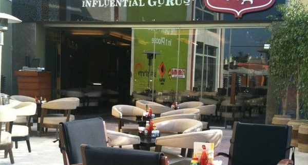 Fig: Satisfying Food & Quick Service in Heliopolis