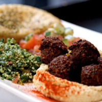 Sidi Omar: Sohour at the Grand Nile Tower's Ramadan Tent