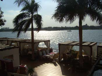 Sea Horse Club: Nile-Side Fetar Buffet in Maadi