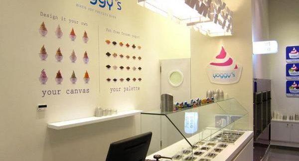 Yoggy's: DIY Frozen Yoghurt Treats in Mall of Arabia