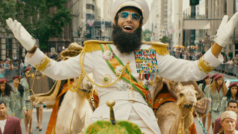 The Dictator: Not Even a Little Bit Funny