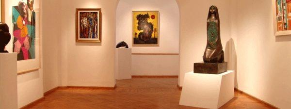 ماستر بيسيس x: معرض جماعي في قاعة الزمالك للفن