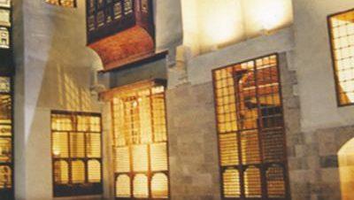 خالد عبد الغفار في بيت السحيمي