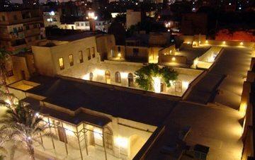 حفل محمد يحيي بقصر الأمير طاز